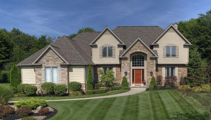 Solon Ohio home - Thornbury
