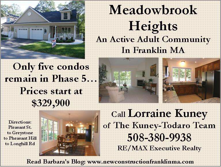 meadowbrook heights postcard