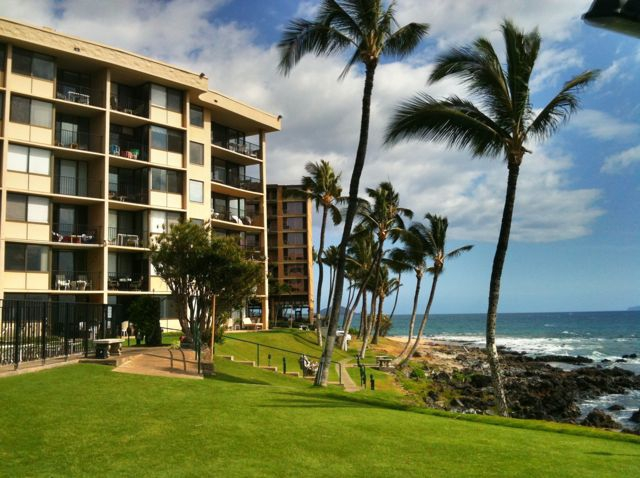 Silent Sunday from Kihei Surfside Resort, Kihei Maui HI 96753