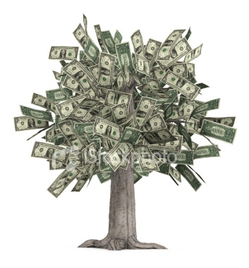 housing money tree