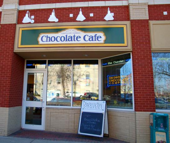 South Bend Chocolate Cafe Michigan City Hours