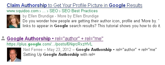 How to claim Google Authorship