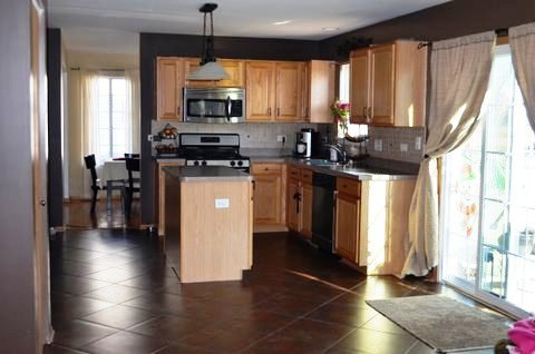 Kitchen of Home for Sale in Minooka