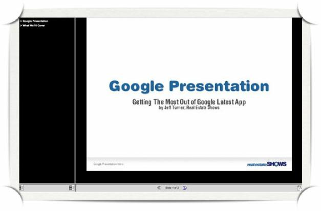 Powerpoint Self-Hosted Presentation