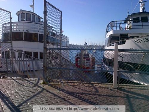 ocean view condominiums in Marina Del Rey Endre Barath