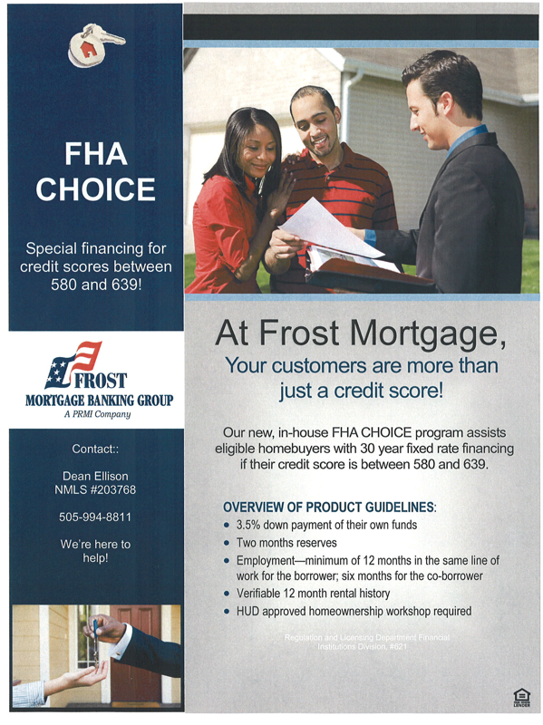 580 FICO SCORE QUALIFIES FOR FHA LOAN