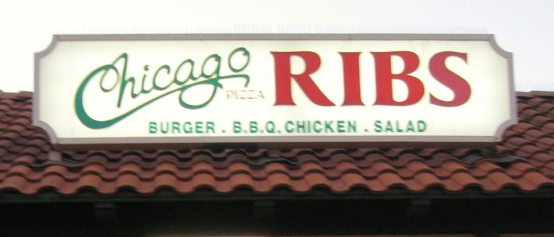 Chicago Rib Company Huntington Beach