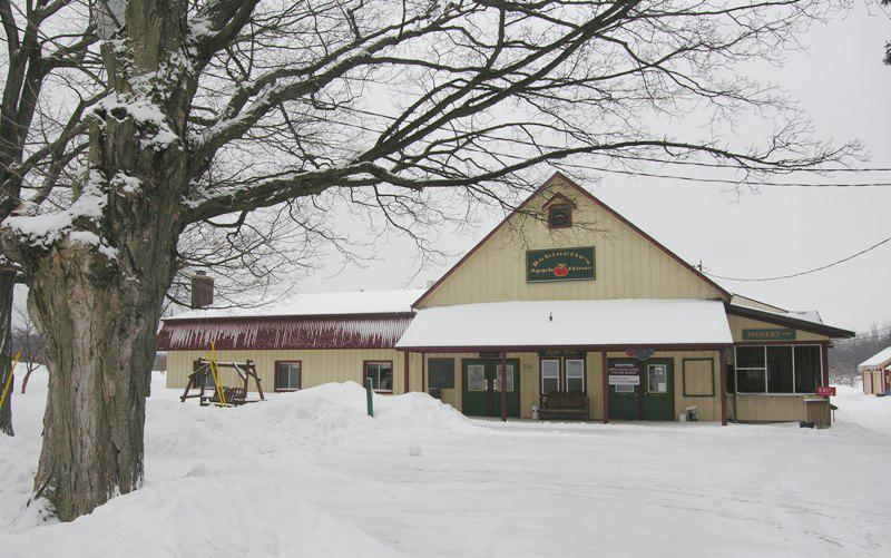 robinette gift barn & Robinetteu0027s Apple Haus Gift Barn u0026 Winery ~ Winter in Grand Rapids ...