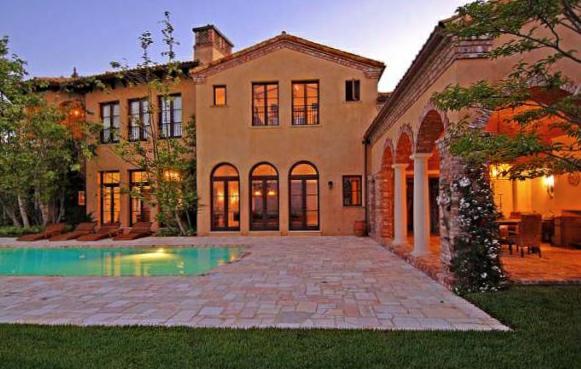 Huge price reductions on mega million dollar homes in los for Million dollar homes in la