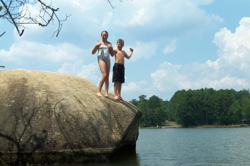 Lake Oconee Fun!