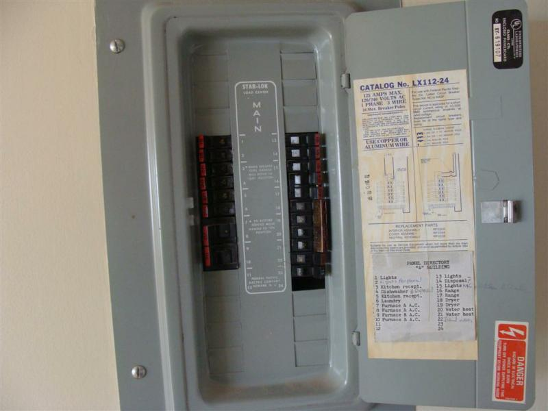 Image Result For Federal Pacific Electrical Panels