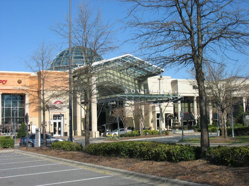 Union County NC Relocation--Where are the Malls?