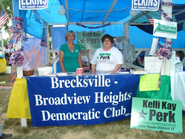 Broadview Heights Home Days on the Green
