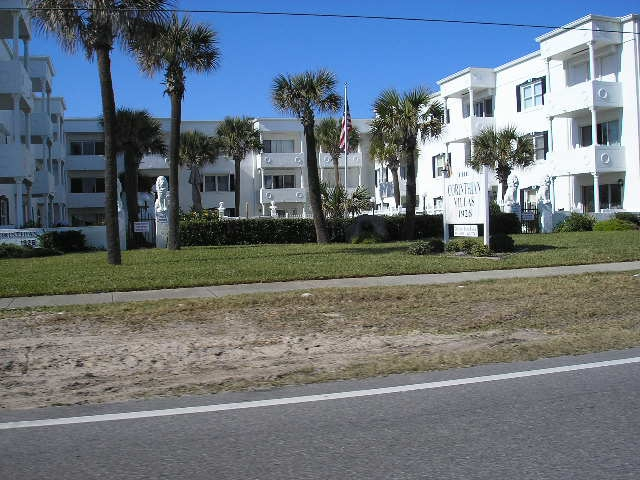 Corinthian Villas Condo in Ormond By The Sea Florida