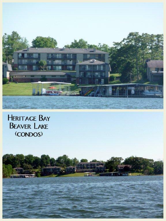 Heritage Bay Condos on Beaver Lake