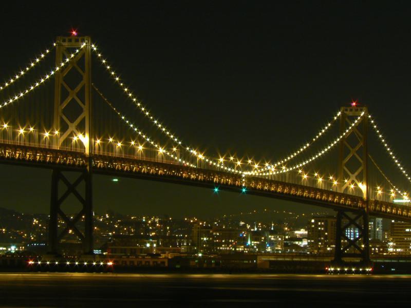 Bay Bridge Photo - By Brad Andersohn