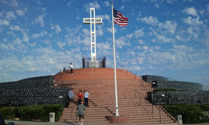 Mount Soledad Cross