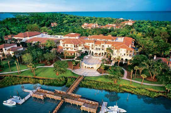 The Lodge Sea Island Golf Club