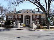 Maple Ridge Skelly Mansion