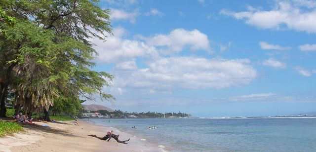 Oceanfront Maui homes and land for sale, Baby Beach Lahaina