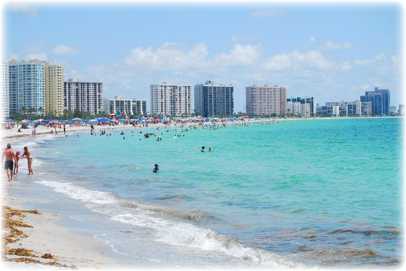 Sand Key Park Beach Florida