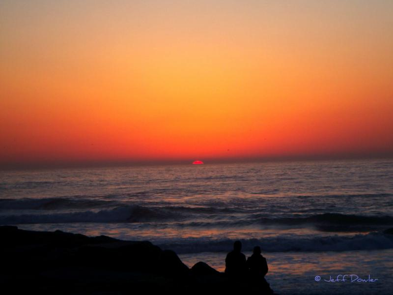 Enjoy the sunsets from your oceanfront home in Carlsbad
