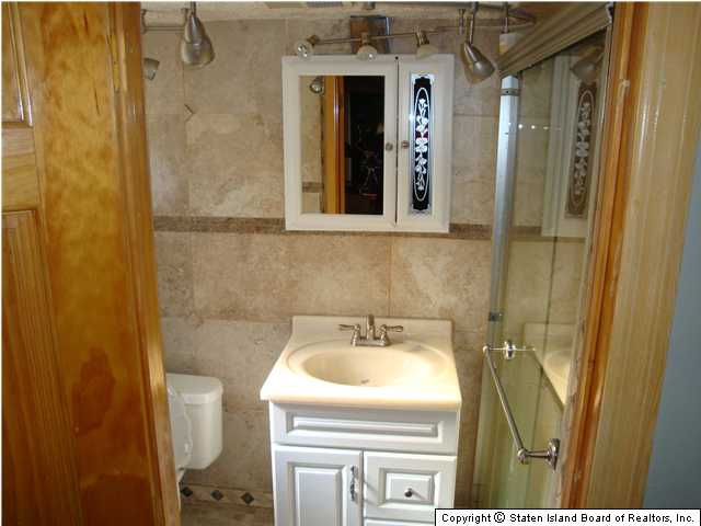 Staten Island Two Family Master Bathroom