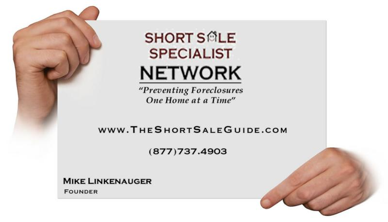 Short Sale Specialist Network