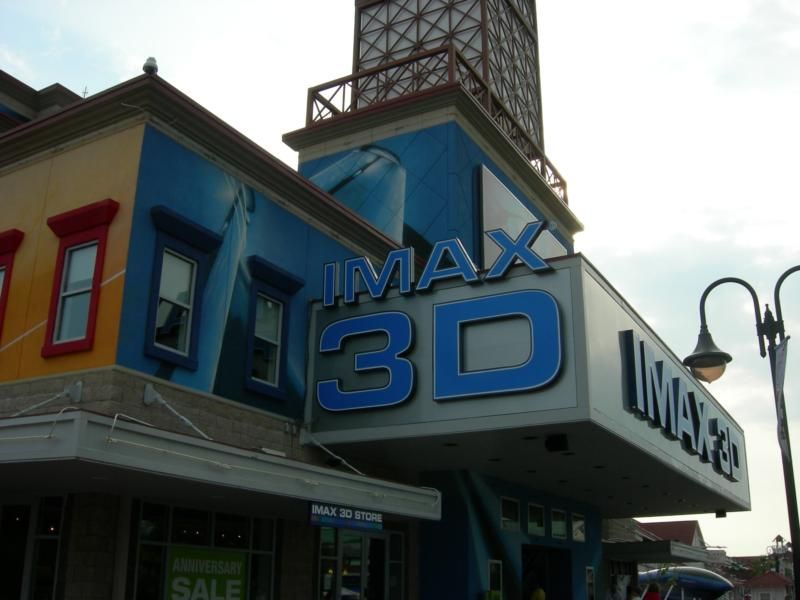 IMAX 3D Theater