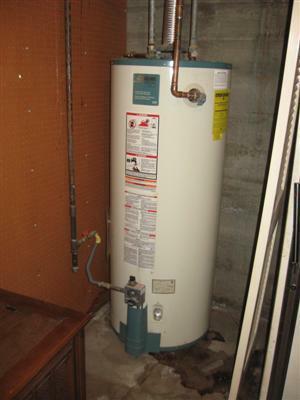 unstable water heater