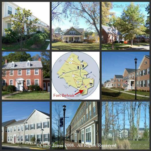 Fort Belvoir Collage