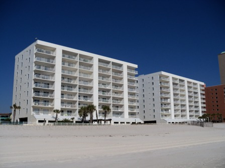 Beach View of Ocean House I & II