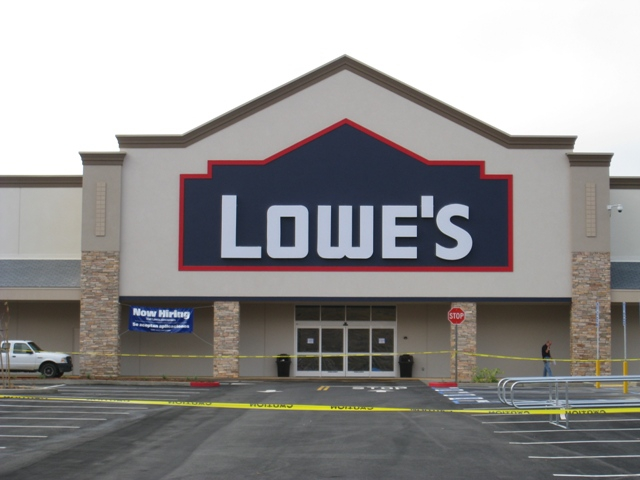 Lowe 39 S Home Improvement New Store Coming Soon To Vallejo Ca