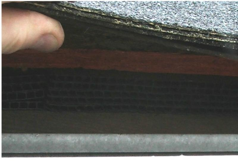 Vent Roof Without Eaves Roof Edge Vent