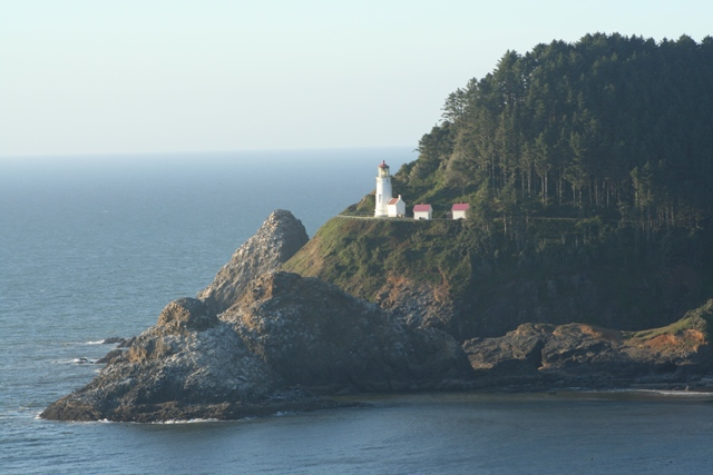 Heceta Head Lighthouse, Lane County, OR