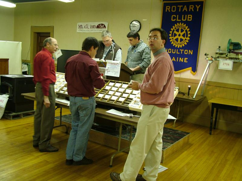 houlton maine rotary club,mooers realty,53rd rotary auction