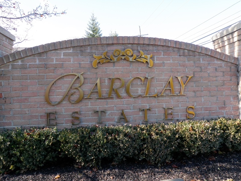 Barclay Estates Novi Michigan