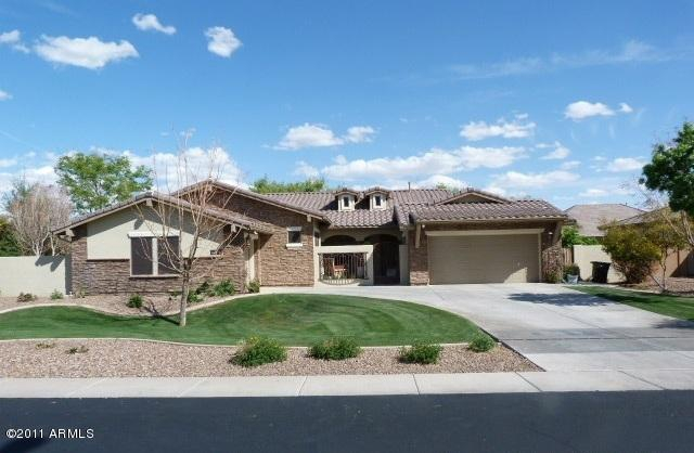 4 Bedroom Home for Sale in Chandler AZ - Chandler AZ Fieldstone Estate Home for Sale