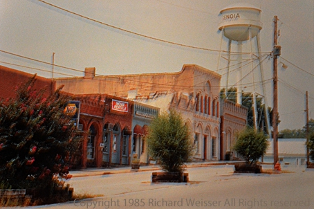 Senoia GA C 1985 by Richard Weisser