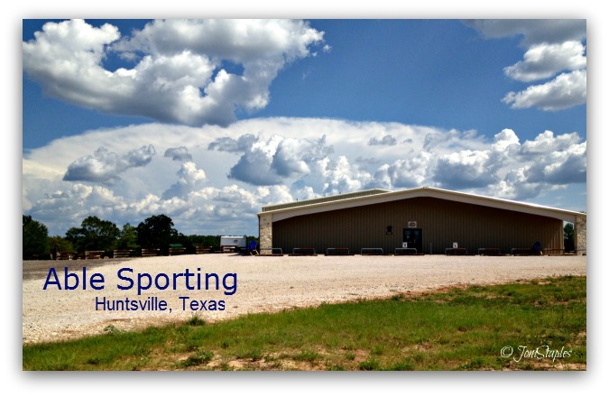Able Sporting ♥ Huntsville, Texas