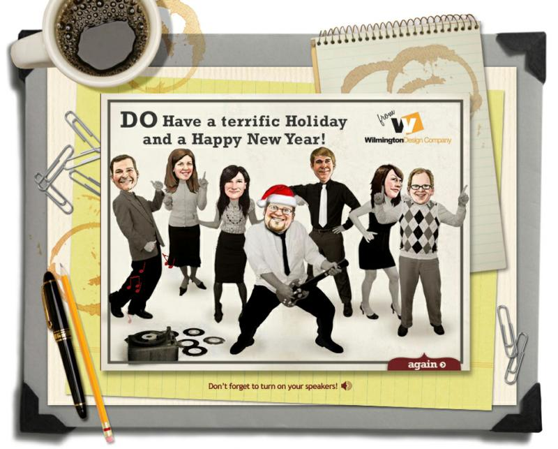 Funny Company Christmas Cards – Merry Christmas And Happy New Year 2018