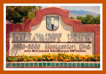 Hillcrest Condo For Sale Albuquerque Homes Realty