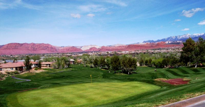 Golf Course Homes For Sale Sunbrook Community St