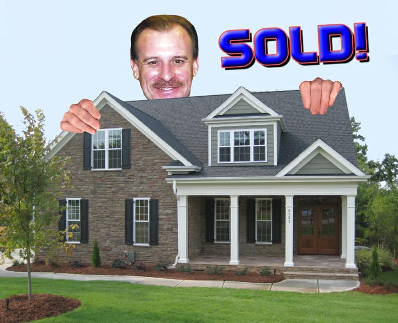SOLD! New Construction Home in Cary, NC. by Craig Rutman, your Raleigh/ Cary/ Apex area Realtor!