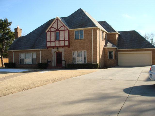 Tudor Revival Style Home - Lubbock, TX