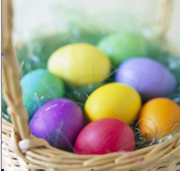 Easter Bunny Photos Egg Hunts Train Amp Bike Rides Eating