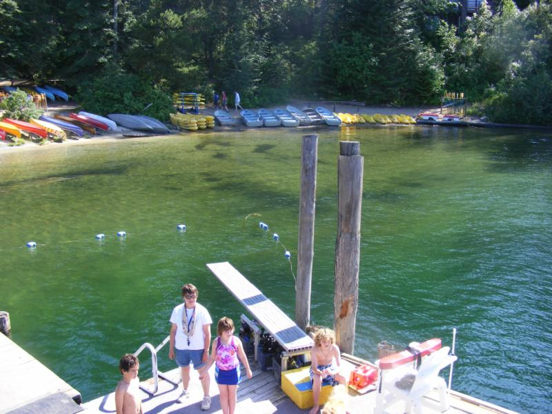 Sights From an Afternoon on Spectacular Lake Coeur d'Alene