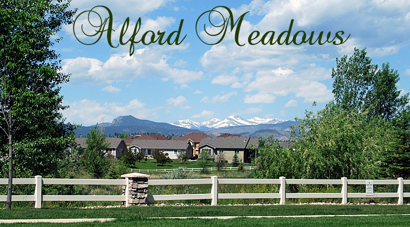 Alford Meadows Loveland CO Realty