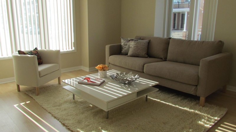 Staging A Model Home With Ikea Furniture See The Results