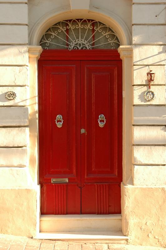 Red Door Photographed by Nick of unprofound.com